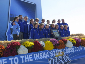 2012 JOs coaches IHSAA State Champions